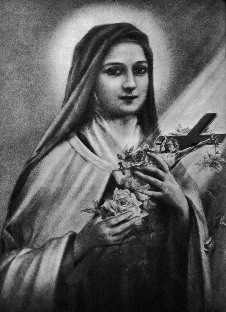 Saint Therese Pray for us!
