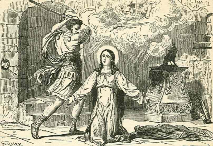 St. Andrew the Apostle Parish Blog: Saint Cecilia